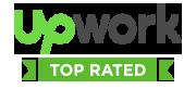 Upwork Top Rated Freelancer